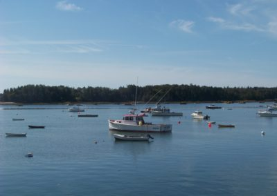 Friendship Harbor, Maine